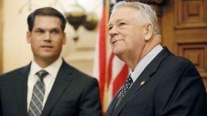 Corrupt State House Speaker David Ralston