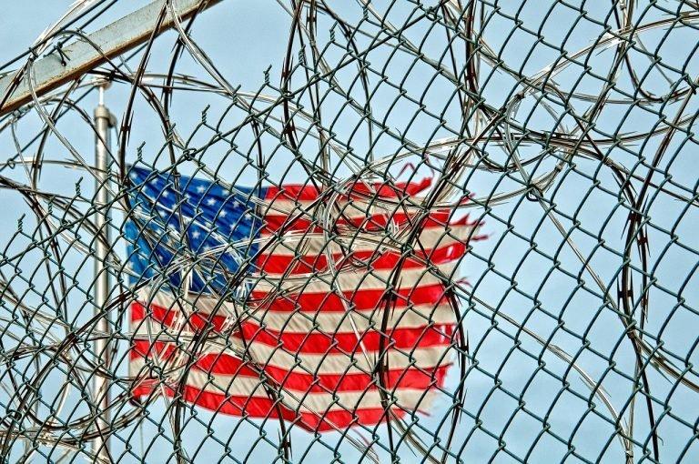 prison, jail, detention